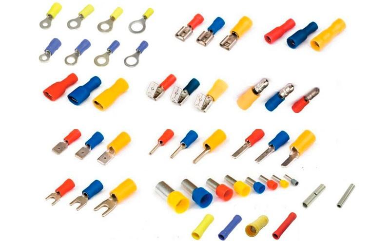 Электромонтажные изделия и материалы
